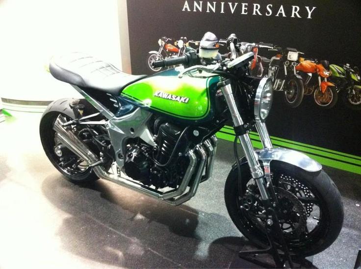 kawasaki z900 concept | bike | pinterest | honda cb750, custom