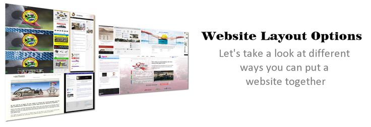 I am sure there are many more layout options, but these are the samples I will be showing you now, and most likely will add some more at a later stage. #sitelayouts #websitedesign #static #liquid #adaptive http://reniersky.com/website-layouts/