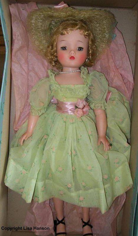 "~ Beautiful ""Cissy"" Doll ~"