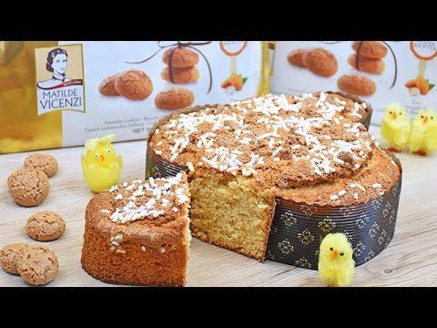 La colomba agli amaretti senza lievitazione è un'alternativa facile veloce da preparare della classica colomba che si prepara durante il periodo di Pasqua. S...