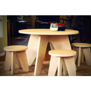 P Kolino Table And Chairs Aero Table, Chairs & Stools - Desks, Tables & Chairs - Furniture ...