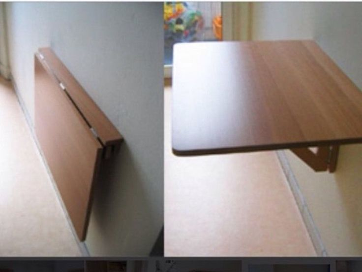 wall mounted drop leaf table or desk. measures approx 79cm x 59cm, no longer requred and in excelle