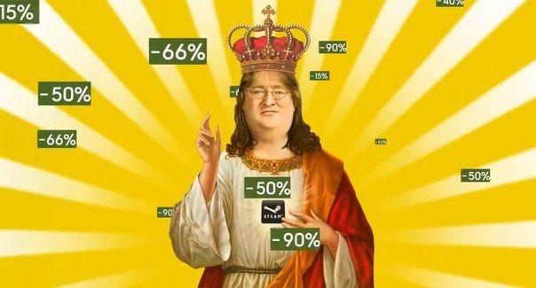 Ежегодная летняя распродажа компьютерных игр в Steam начнется уже завтра, 22 июня, и продлится десять дней