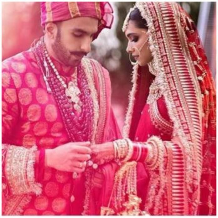 Deepika Padukone Borrows And Wears This From Husband Ranveer Singh S Wardrobe Find Out Indian Wedding Photography Indian Wedding Indian Bridal Fashion