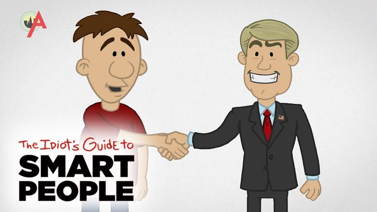 Politics (The Idiot's Guide to Smart People Ep. 1 of 3) (+playlist)