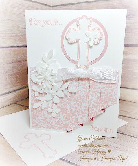 Resultado De Imagem Para Unique Folding Handmade Cards Christening Cards Baptism Cards Confirmation Cards