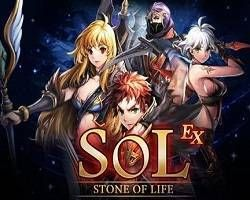 http://www.zonamers.com/download-sol-stone-of-life-ex-mod-apk-1-2-6-unlimited-gems-skills/ #game #games #gaming