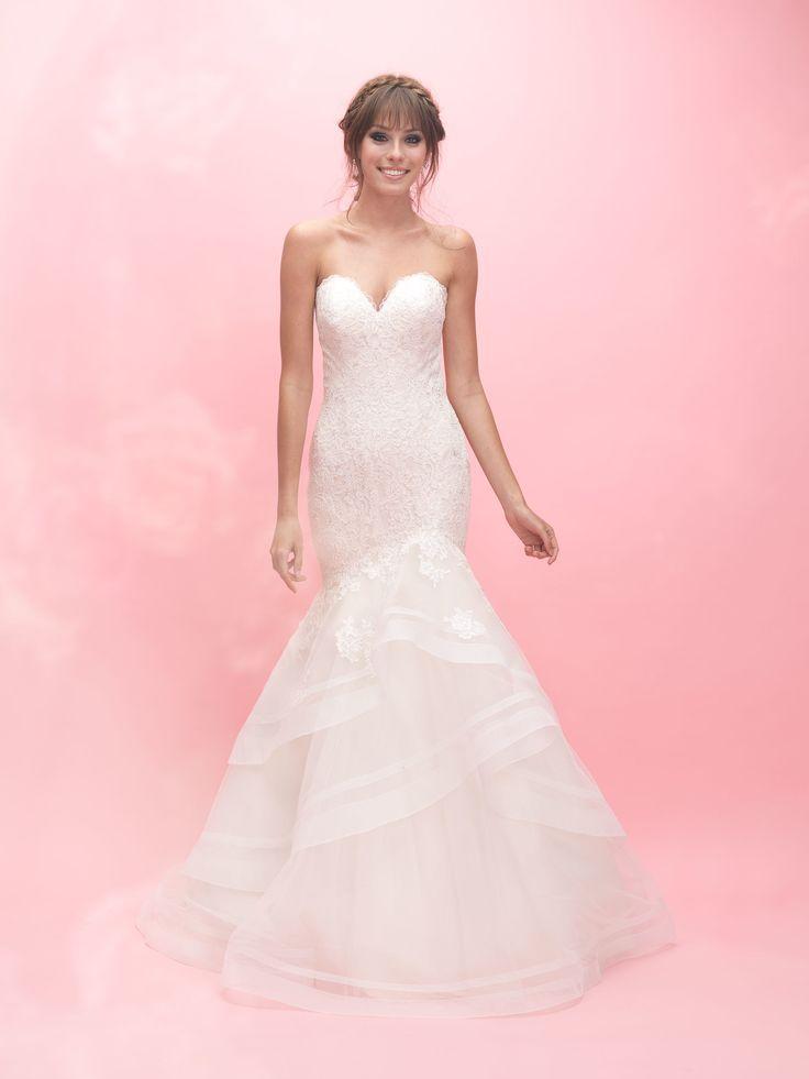 52 best Curvy Brides - Mia Grace Bridal images on Pinterest ...