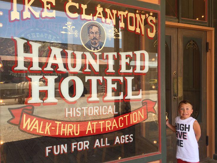 Haunted Hotel - Tombstone, Arizona - www.TravelingTara.com