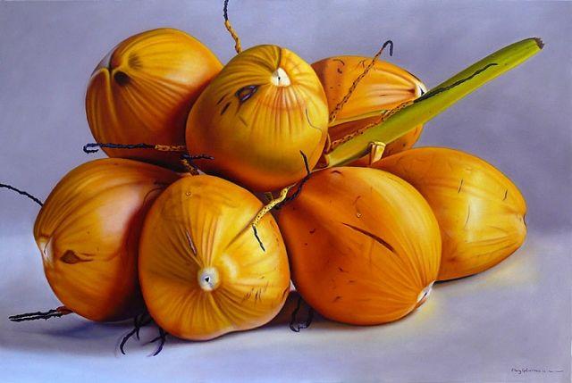 Las pinturas de Ellery Gutierrez Inspirada en las pinturas de los artistas del Renacimiento italiano clásico. ~ Miscelaneos