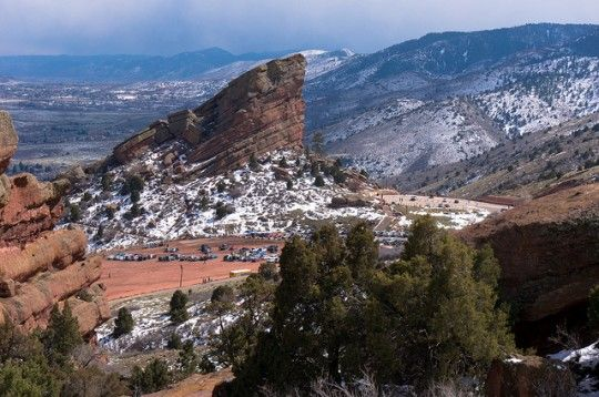 Red Rocks Park / best hikes near Denver via Viator Things to Do Blog