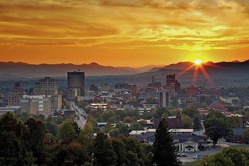 City of Asheville: City of Asheville