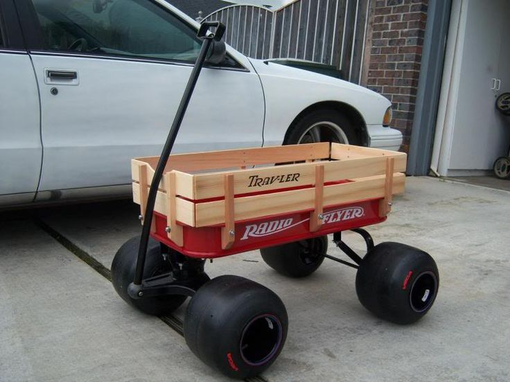 Custom radio flyer wagon pics and ideas??? - Page 17 - THE H.A.M.B.