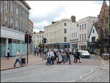 taunton town centre