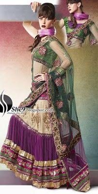 Saree Designs | Latest Indian Saree Fashion 2010