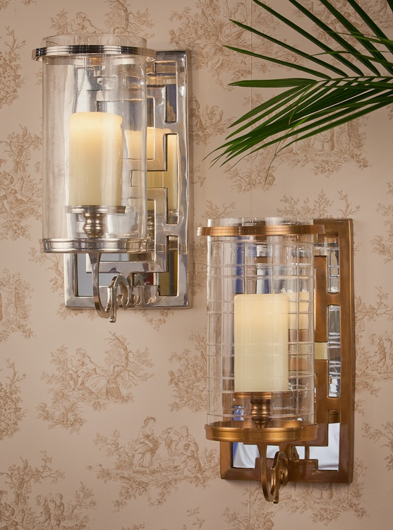 46 best candle wall sconces images on pinterest