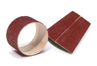 www.consigliaobrasivi.com Abrasive cloth spiral bands Abrasive cloth spiral bands are made with abrasive cloth wrapped around a strengthened cotton cloth that makes them more tear resistant, or simply joining the abrasive cloth in order to have more flexibility. They can be used for small grinding operations on ferrous and non-ferrous materials. A wide range of sizes are available on the catalogue , but others are available upon request.