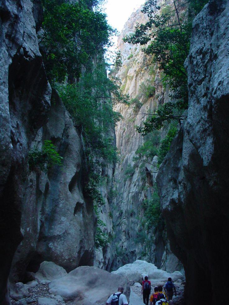 Torrent de Pareis. Mallorca, Spain