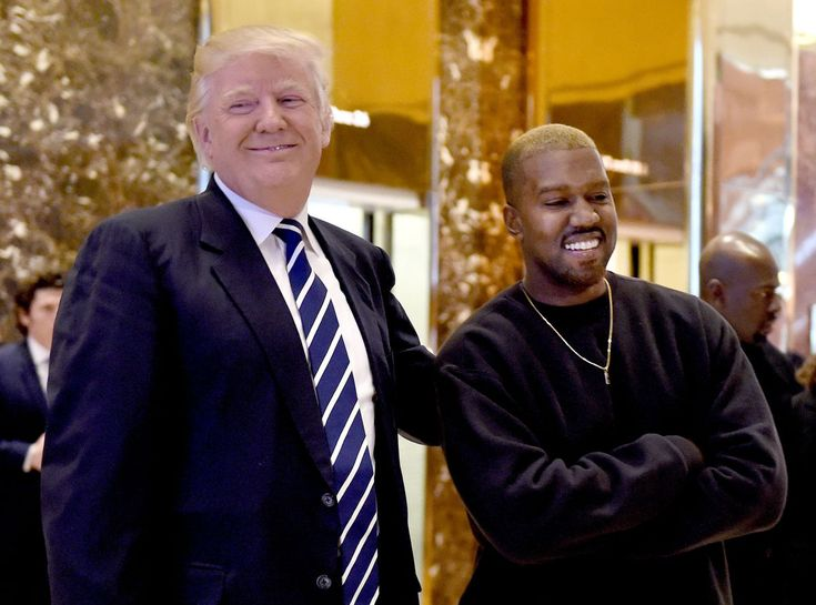 Kanye West crede di essere un extraterrestre inviato sulla Terra per salvare l'umanità. Donald Trump lo difende e appare in foto con lui nella Trump Tower.