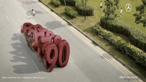 Креативная реклама (2800 фото) (1 часть)