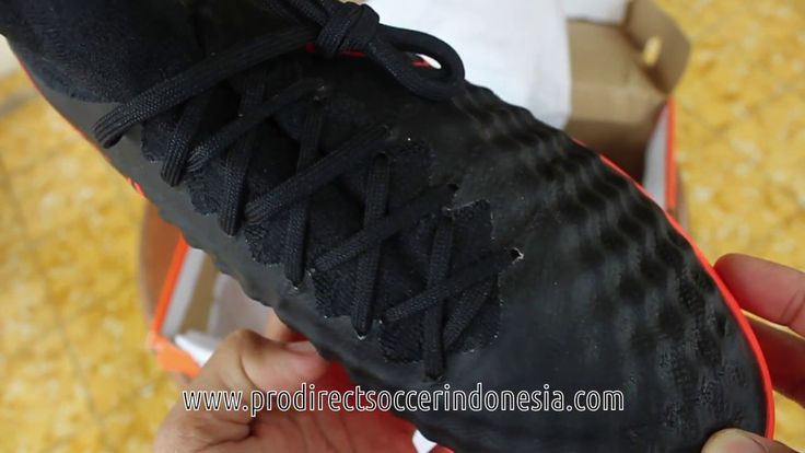 Sepatu Futsal Nike Magistax Proximo II IC Black Hyper Orange 843957 084 ...