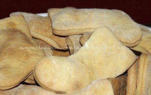 Ricetta biscotti durissimi per la dentizione