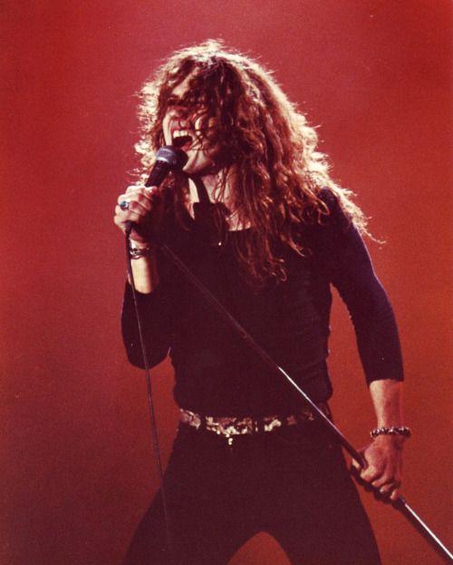 David Coverdale/Whitesnake