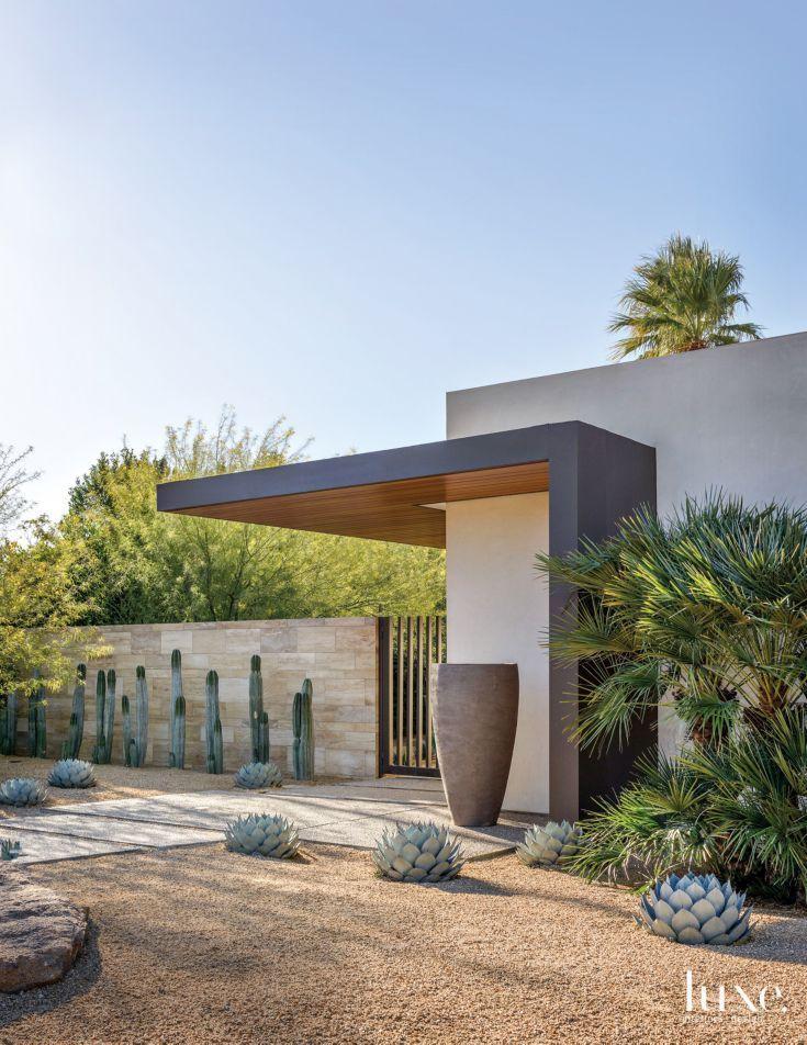 Ein Trend, dem Sie nicht widerstehen können: Palm Springs 'Desert Modern Architecture