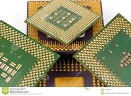 la revolución inalámbrica comenzó cuando el costo de los microprocesadores estuvo disponible