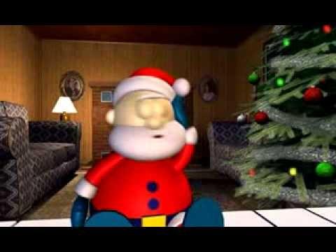 Santa & Cookies & .... the long way .... - YouTube Een grappig kerstfilmpje op klassieke muziek.