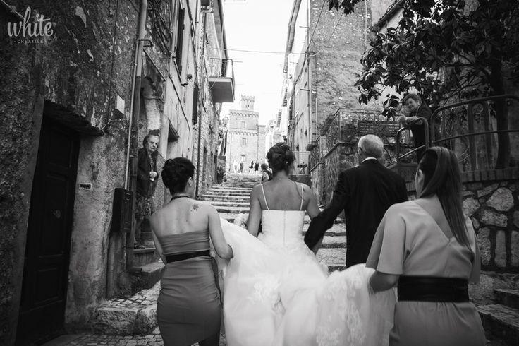 Matrimonio in paese by White Creative on 500px.  #wedding #bride #matrimonio #sposa #reportage