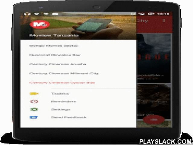 Moview Kenya   Tanzania  Android App - playslack.com , Moview is an application dedicated to movie lovers in Kenya and Tanzania. It offers its Kenyan and Tanzania users a list of movies in theaters in major theaters with information on synopsis about movies, showtimes of different movies and more. it also allows users to enjoy various movie trailers of upcoming movies, and allows users to set reminders to help you plan for your next trip to the cinema.Bringing a great cinema experience to…