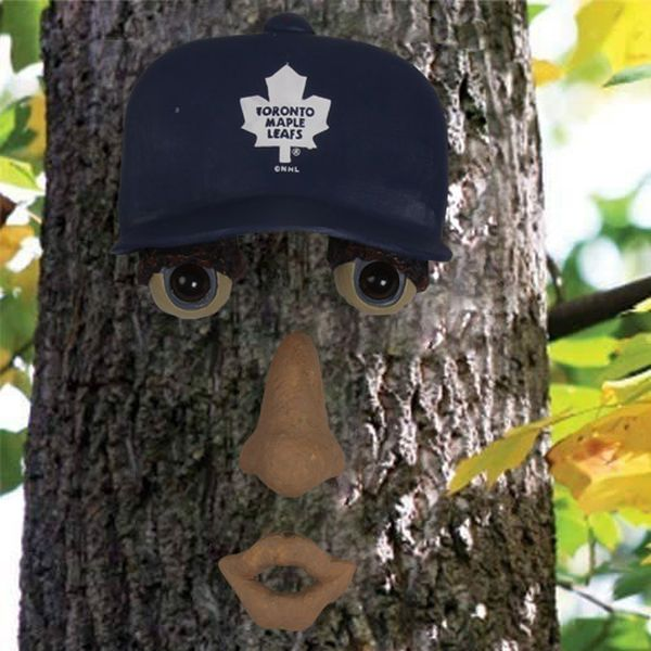 Toronto Maple Leafs Resin Tree Face Ornament - $24.99