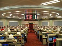 Stock market for dummies: The Hong Kong Stock Exchange (SEHK) is Asia's third largest stock exchange in terms of market capitalization behind the Tokyo Stock Exchange and the Shanghai Stock Exchange, and the sixth largest in the world.