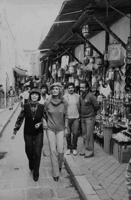 Dalida and Mireille 1970