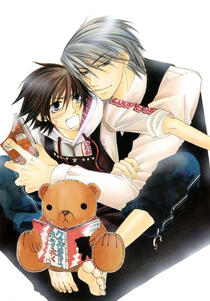 Misaki And Usagi Wallpaper 569 best Junjou Romant...