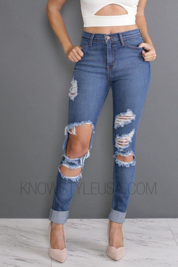 Feelin That Way Jeans in 2019  e035325aac5ef