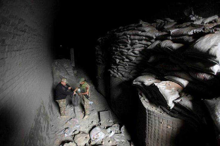 #world #news  Mosul train tunnel reveals assault course for elite Islamic State fighters