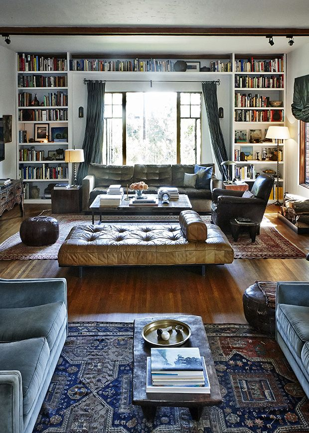 15 Living Rooms Perfect For Relaxed Entertaining Large Room