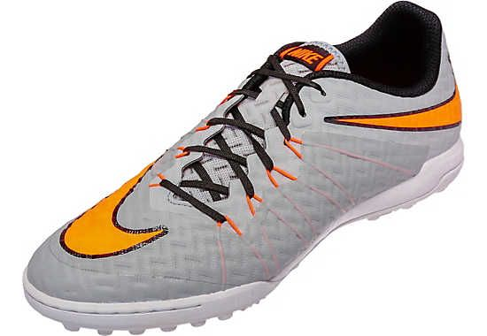 Nike HypervenomX Finale Turf Shoes - Wolf Grey | Soccer | Pinterest | Turf  shoes, Soccer shoes and Soccer gifts