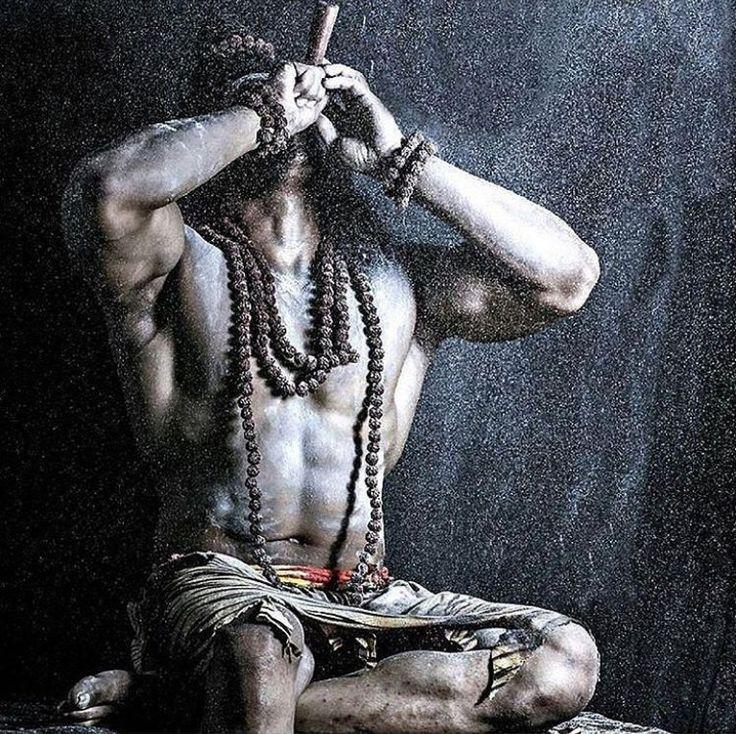 Sadhu. Aghori. Shiva