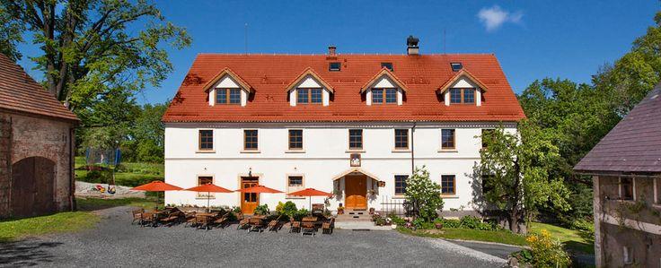 Villa Greta, Dobków