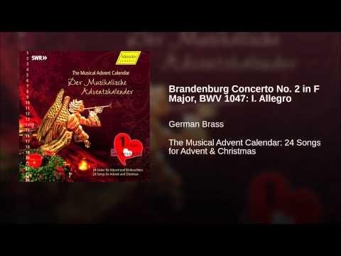 Brandenburg Concerto No. 2 in F Major, BWV 1047: I. Allegro - YouTube
