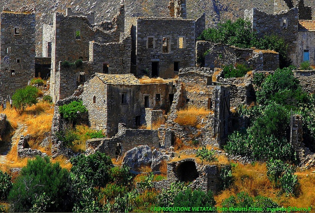 Vathia - Mani Peloponnese Greece