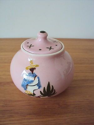 Martin Boyd sugar pot - Mexican Theme in Pottery, Glass | eBay