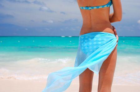 Пляжный гардероб: парео