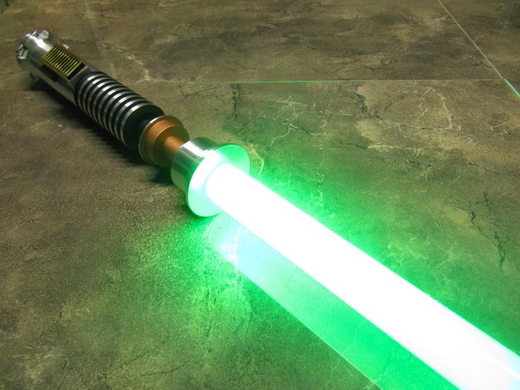I. WANT. THIS . ! >> Behold The Most Realistic Role-Playing LED Lightsabers To Date