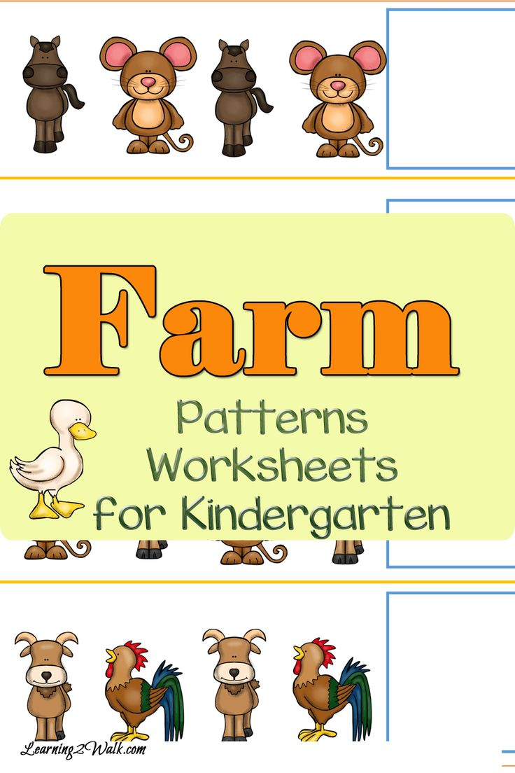 Learning Printables Kindergarten Read