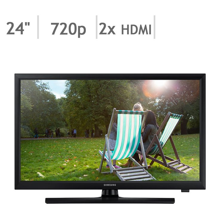 "Samsung 24"" Class (23.6"" Diag.) 720p HD LED LCD TV LT24E310ND/ZA"