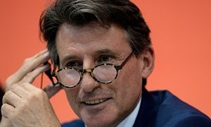 Sebastian Coe pledges to investigate 2017 world championships bribery claims • London 2017 head admits prize money spending a factor in bidding process • Sebastian Coe unaware of claims of bribery over 2017 bidding process